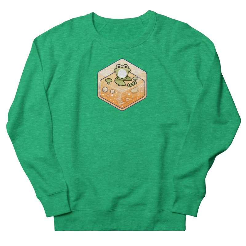 Frog Women's Sweatshirt by theladyernestember's Artist Shop