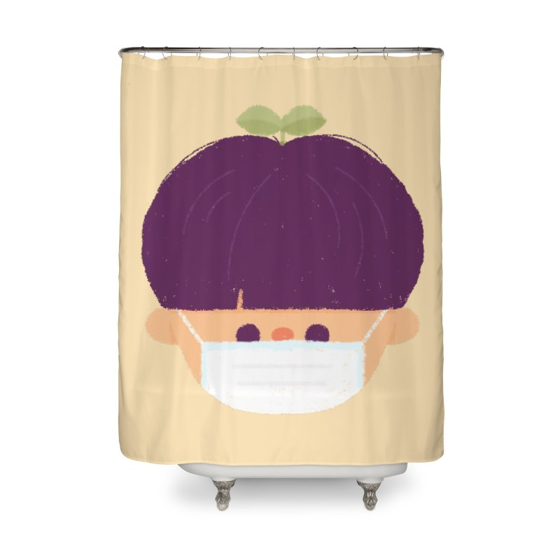 Plant Boy Home Shower Curtain by theladyernestember's Artist Shop