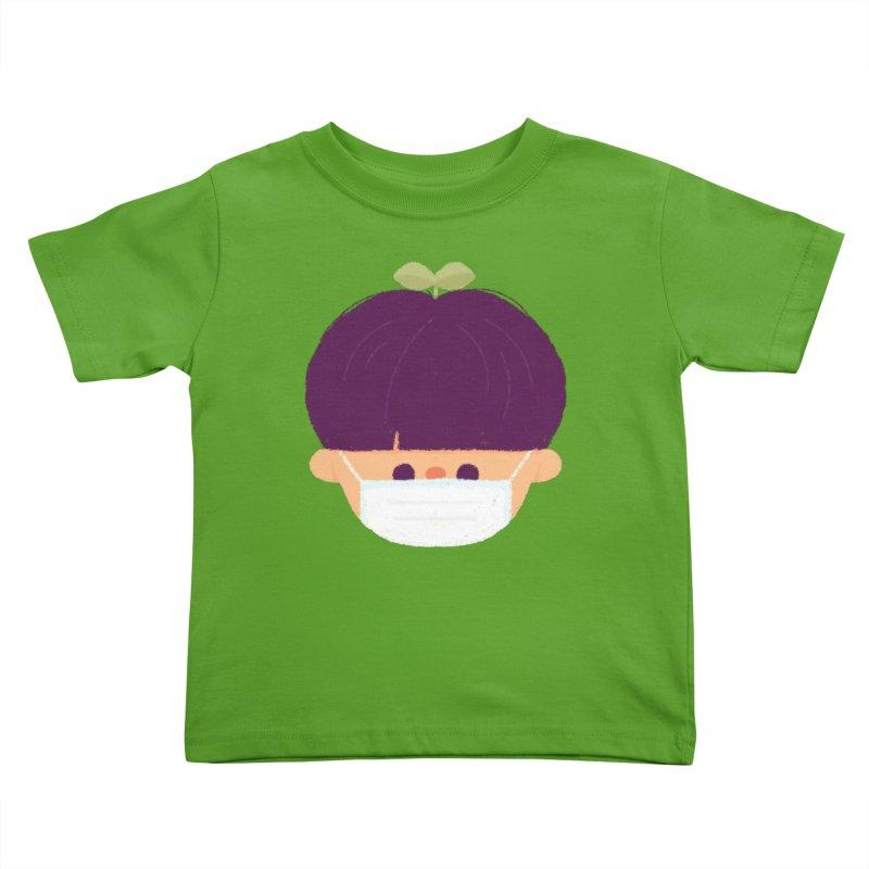 Plant Boy Kids Toddler T-Shirt by theladyernestember's Artist Shop