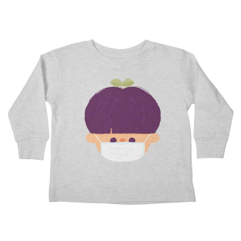 Plant Boy Kids Toddler Longsleeve T-Shirt by theladyernestember's Artist Shop