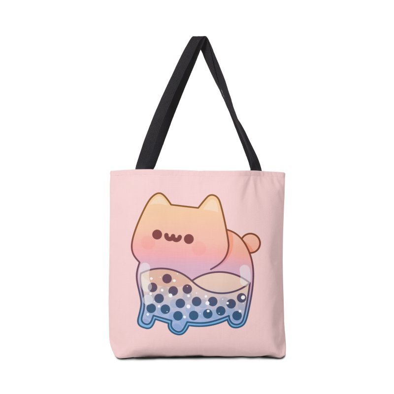 Cat Accessories Bag by theladyernestember's Artist Shop