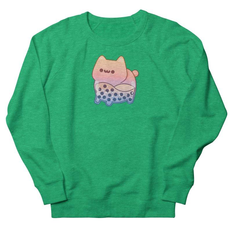 Cat Women's Sweatshirt by theladyernestember's Artist Shop