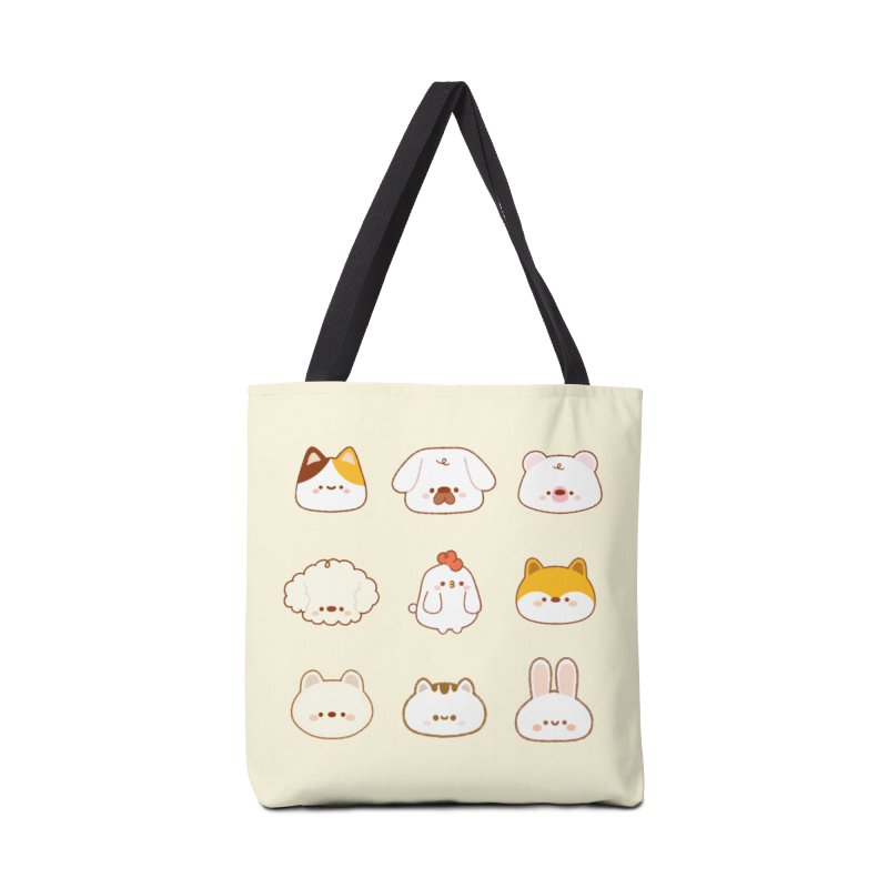 Animals Accessories Bag by theladyernestember's Artist Shop