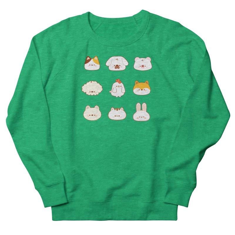 Animals Women's Sweatshirt by theladyernestember's Artist Shop