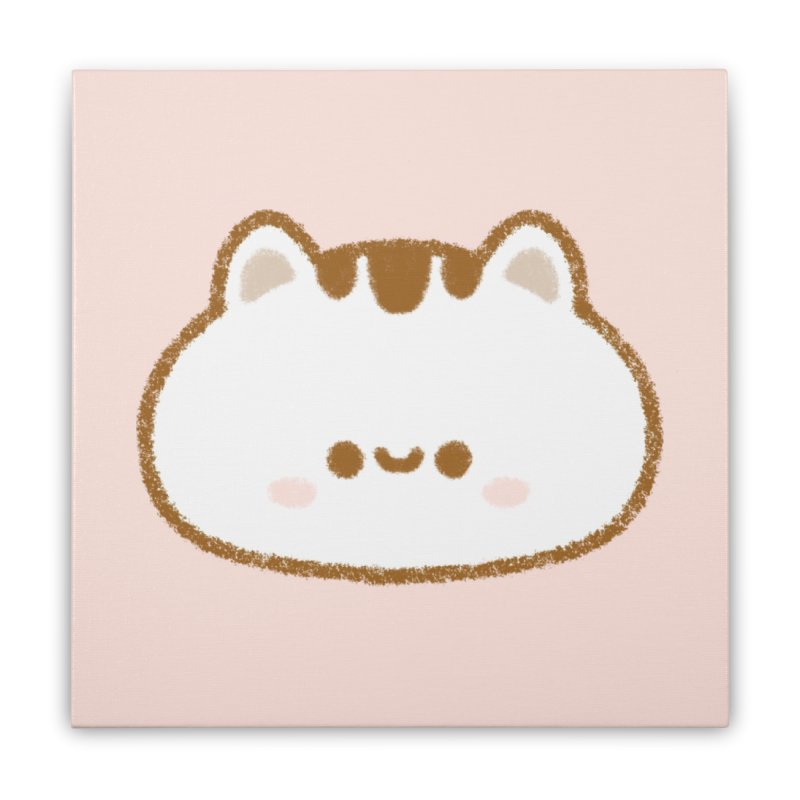 Hamster Home Stretched Canvas by theladyernestember's Artist Shop