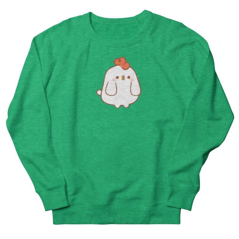 Chicken Women's Sweatshirt by theladyernestember's Artist Shop