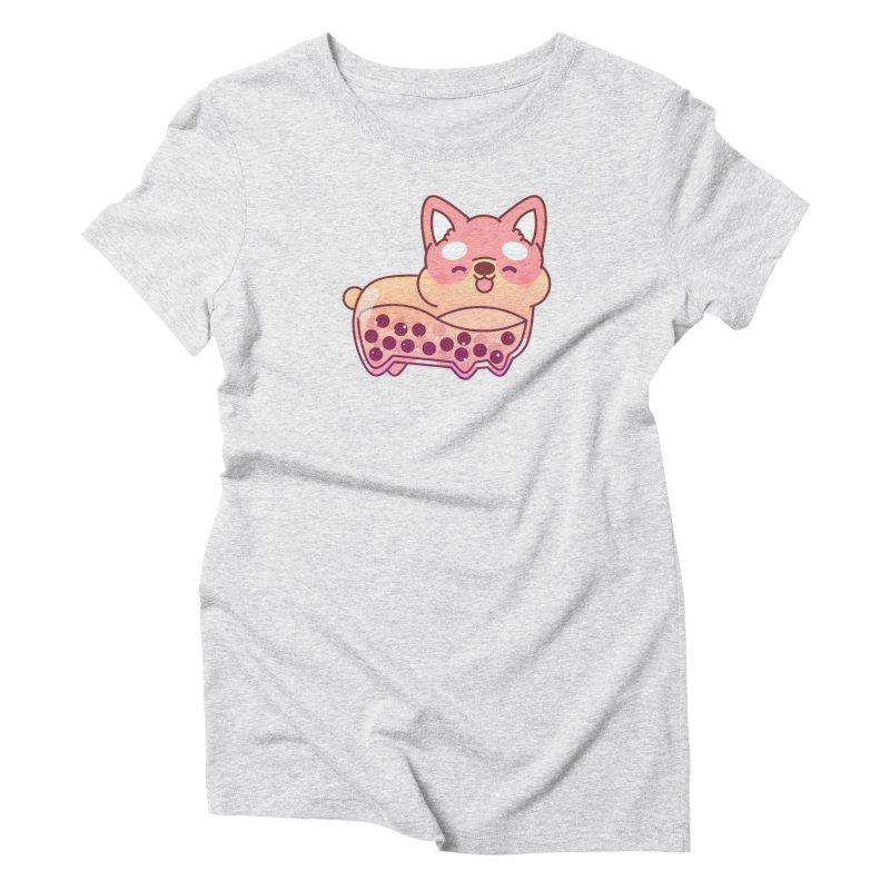 Puppy Women's T-Shirt by theladyernestember's Artist Shop