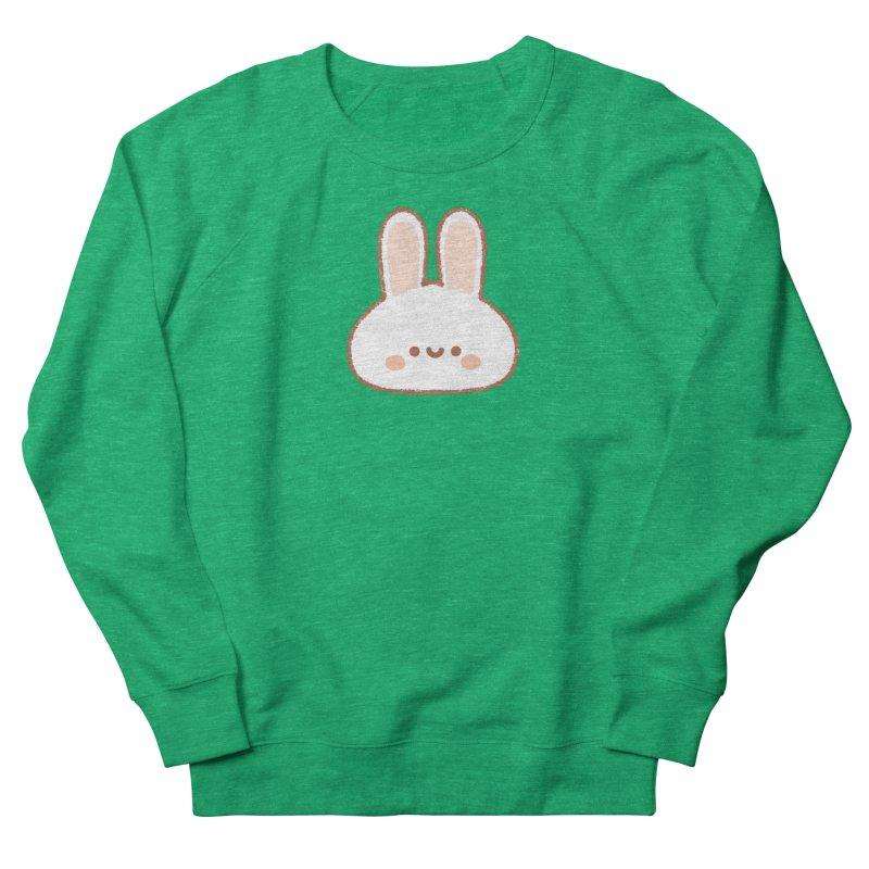 Bunny Women's Sweatshirt by theladyernestember's Artist Shop