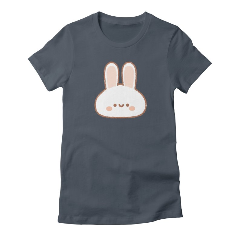 Bunny Women's T-Shirt by theladyernestember's Artist Shop