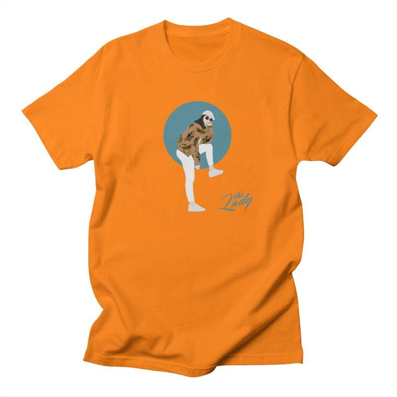 THE LADY - LEAF Men's T-Shirt by theladyernestember's Artist Shop