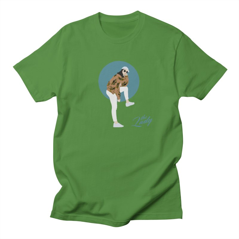 THE LADY - LEAF Men's T-Shirt by theladyernestember's Artist Shop