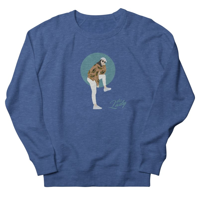 THE LADY - LEAF Men's Sweatshirt by theladyernestember's Artist Shop
