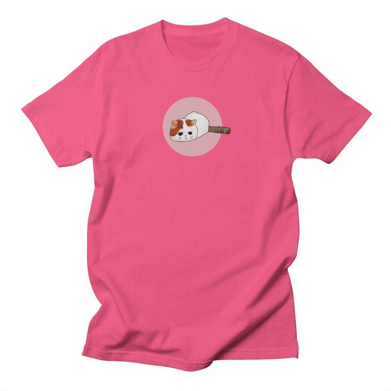 THE PET - CAT Men's T-Shirt by theladyernestember's Artist Shop