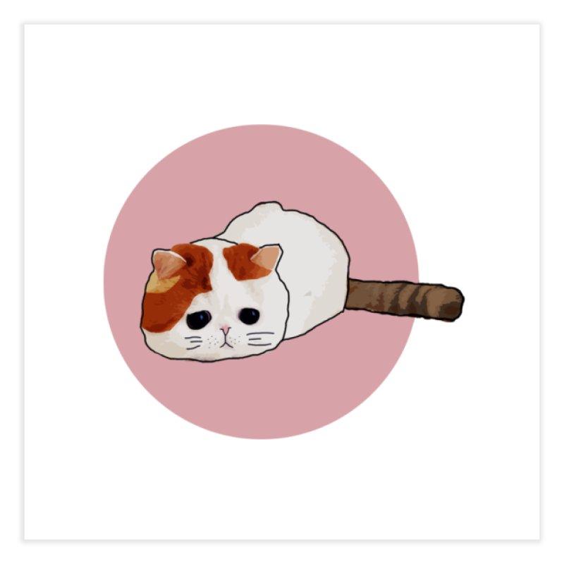 THE PET - CAT Home Fine Art Print by theladyernestember's Artist Shop