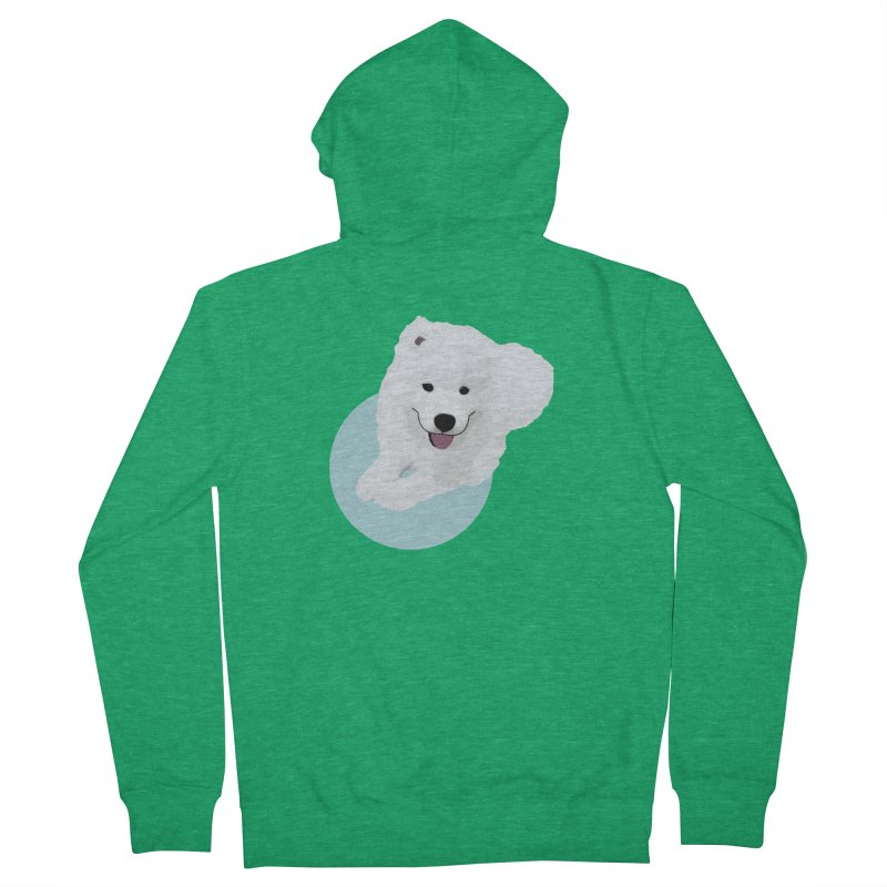 THE PET - DOG Men's Zip-Up Hoody by theladyernestember's Artist Shop