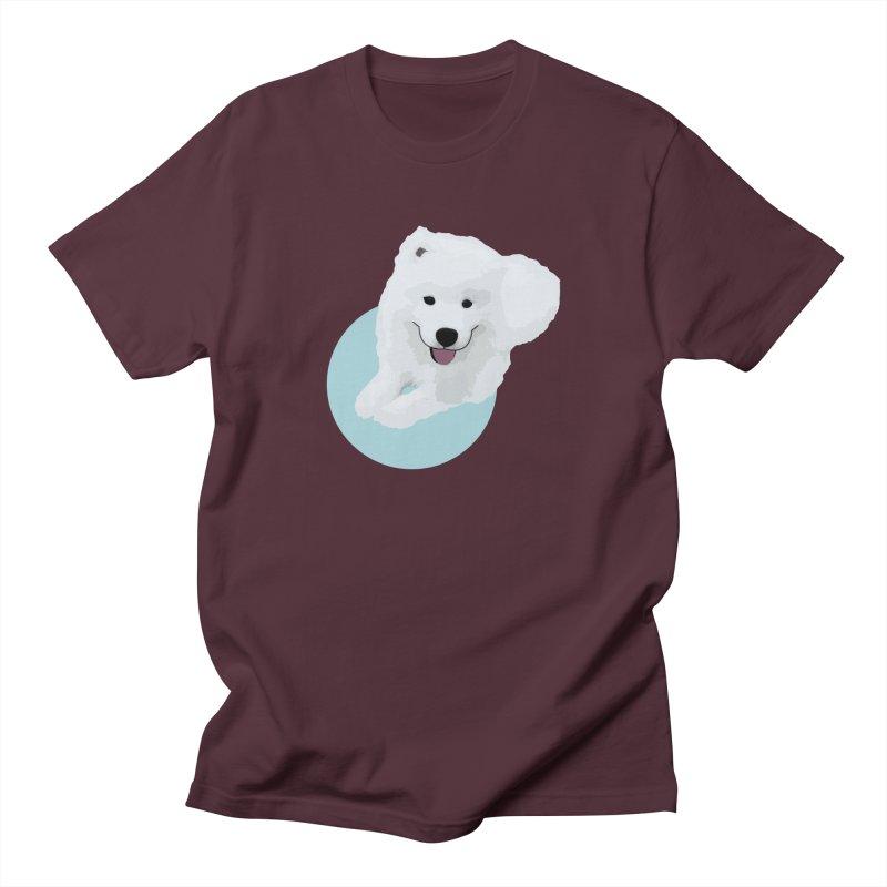 THE PET - DOG Men's T-Shirt by theladyernestember's Artist Shop
