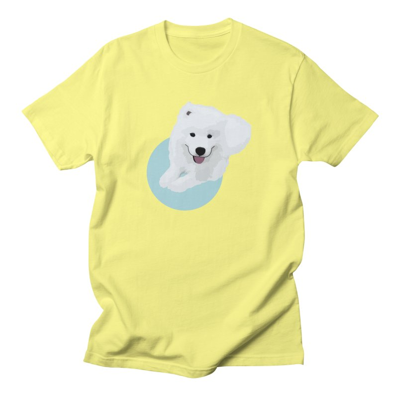 THE PET - DOG Men's T-Shirt by theladyernestember's Artist Shop