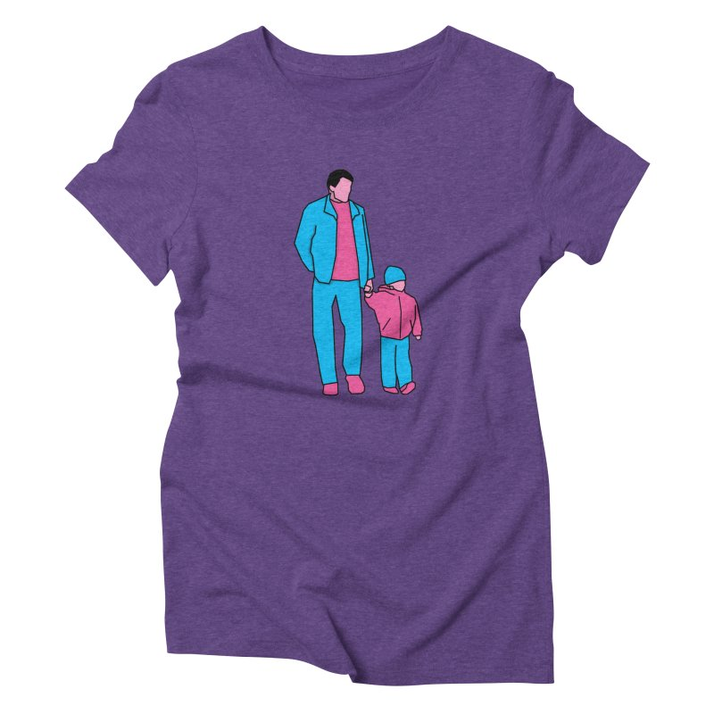 Happy Father's Day Women's  by theladyernestember's Artist Shop