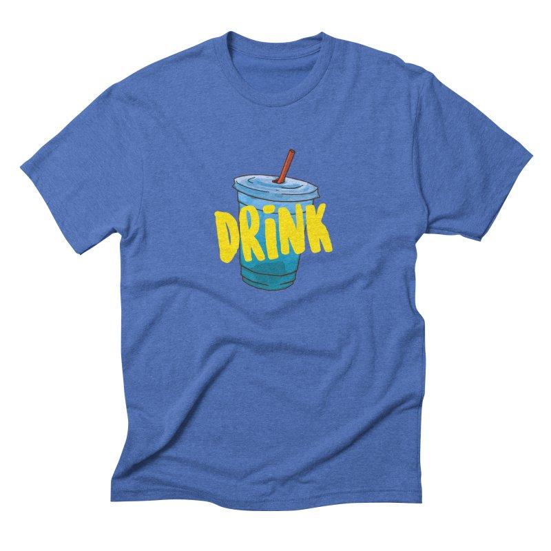DRINK Men's  by theladyernestember's Artist Shop