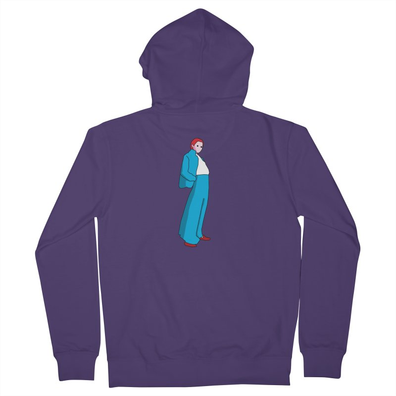 Lady Women's Zip-Up Hoody by theladyernestember's Artist Shop