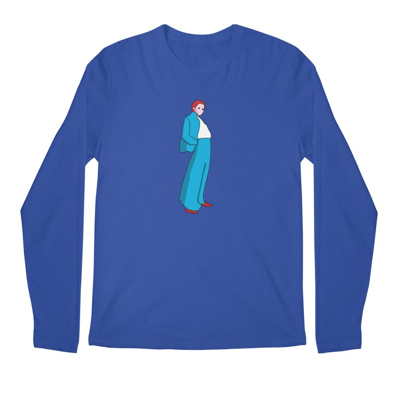 Lady Men's Longsleeve T-Shirt by theladyernestember's Artist Shop