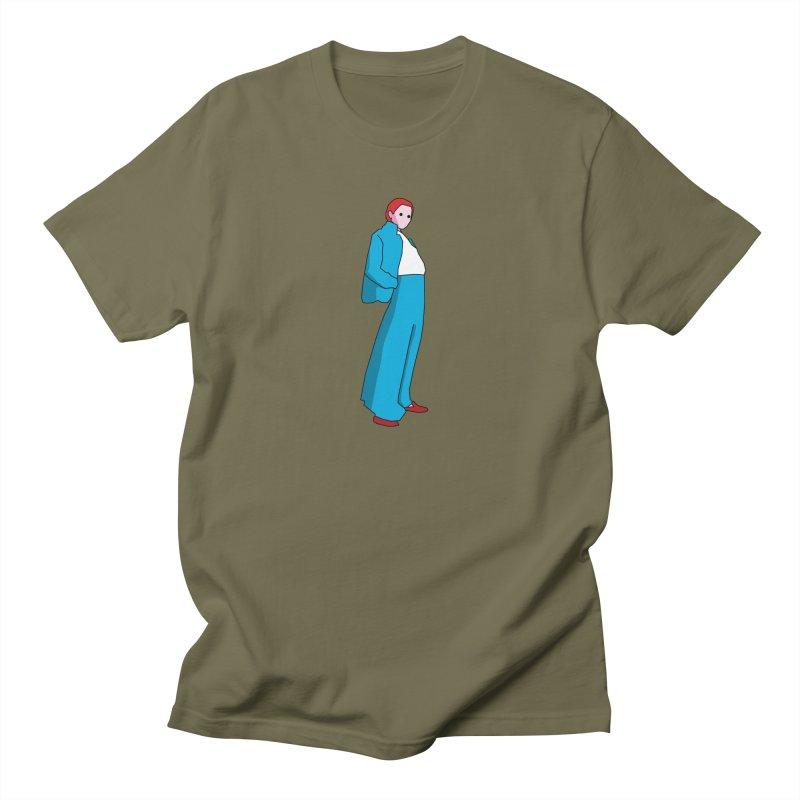 Lady Women's T-Shirt by theladyernestember's Artist Shop
