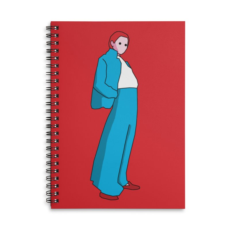 Lady Accessories Notebook by theladyernestember's Artist Shop