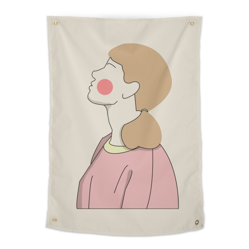 lady Home Tapestry by theladyernestember's Artist Shop
