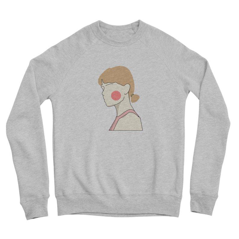 Lady Men's Sponge Fleece Sweatshirt by theladyernestember's Artist Shop