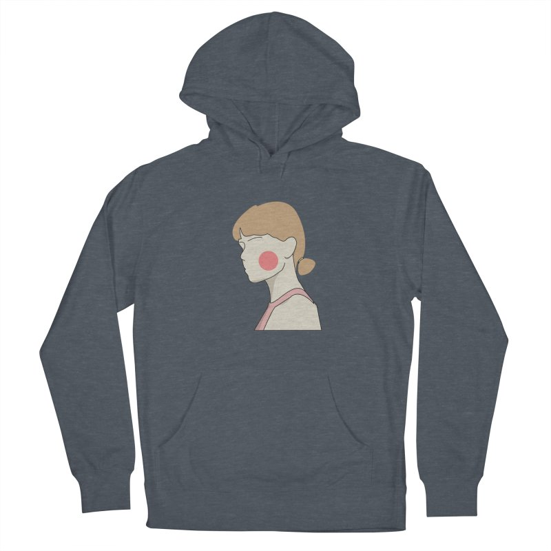 Lady Men's Pullover Hoody by theladyernestember's Artist Shop