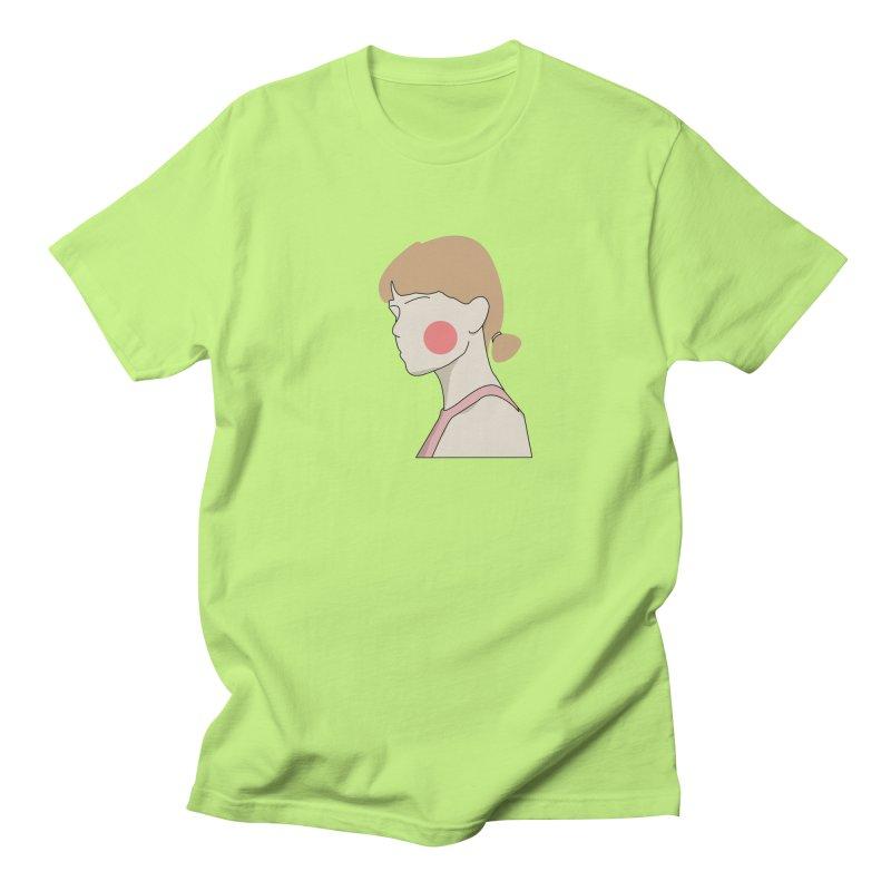 Lady Men's T-Shirt by theladyernestember's Artist Shop