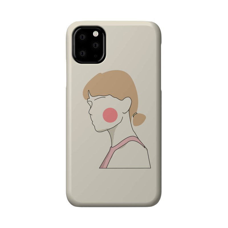 Lady Accessories Phone Case by theladyernestember's Artist Shop