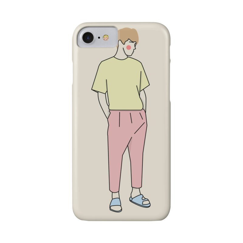boy Accessories Phone Case by theladyernestember's Artist Shop