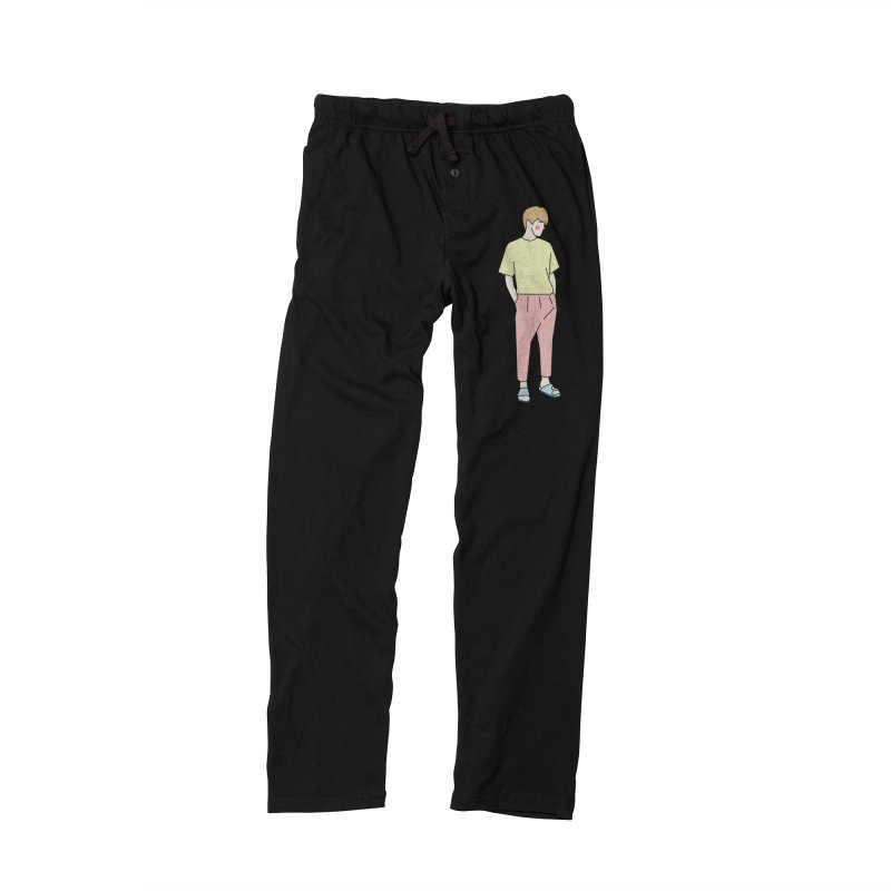 boy Women's Lounge Pants by theladyernestember's Artist Shop