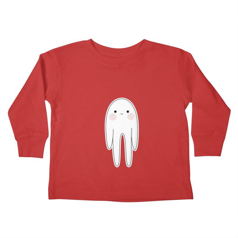 spoky Kids Toddler Longsleeve T-Shirt by theladyernestember's Artist Shop
