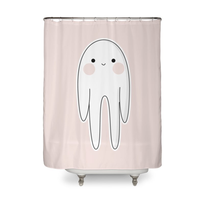 spoky Home Shower Curtain by theladyernestember's Artist Shop