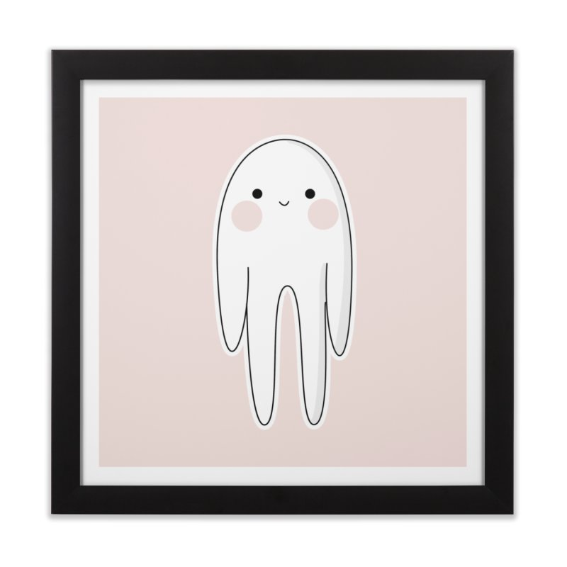spoky Home Framed Fine Art Print by theladyernestember's Artist Shop