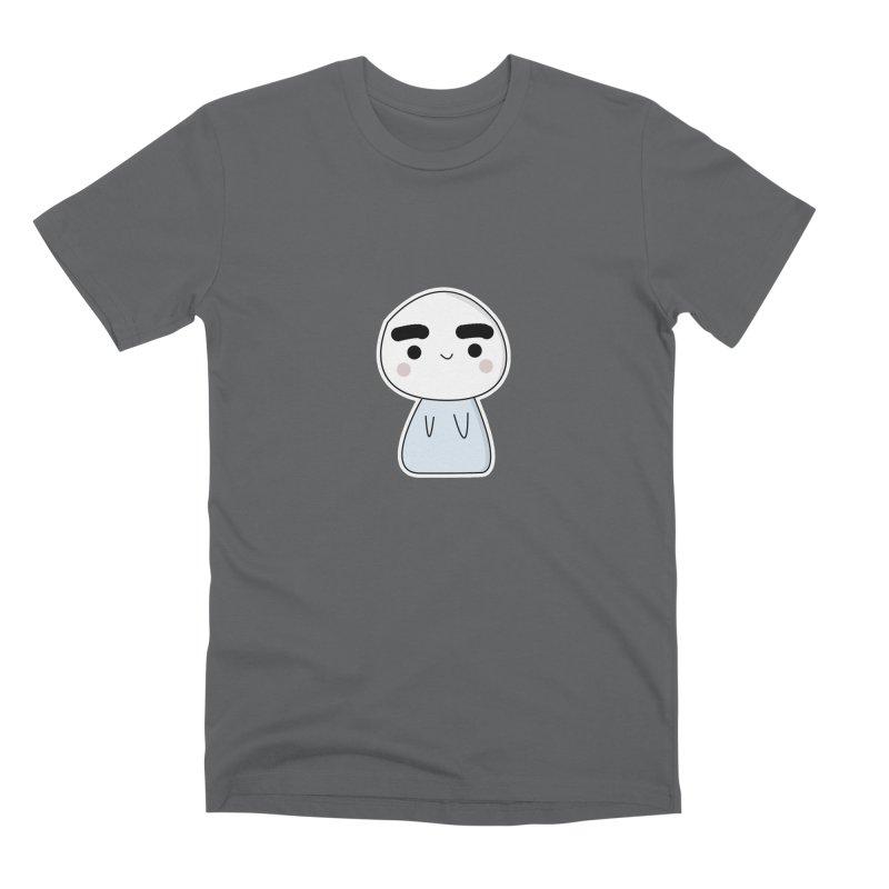 momo Men's Premium T-Shirt by theladyernestember's Artist Shop
