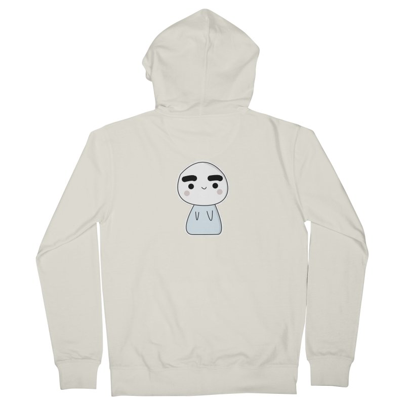 momo Women's French Terry Zip-Up Hoody by theladyernestember's Artist Shop