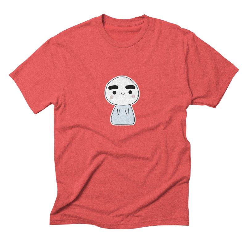 momo Men's Triblend T-Shirt by theladyernestember's Artist Shop