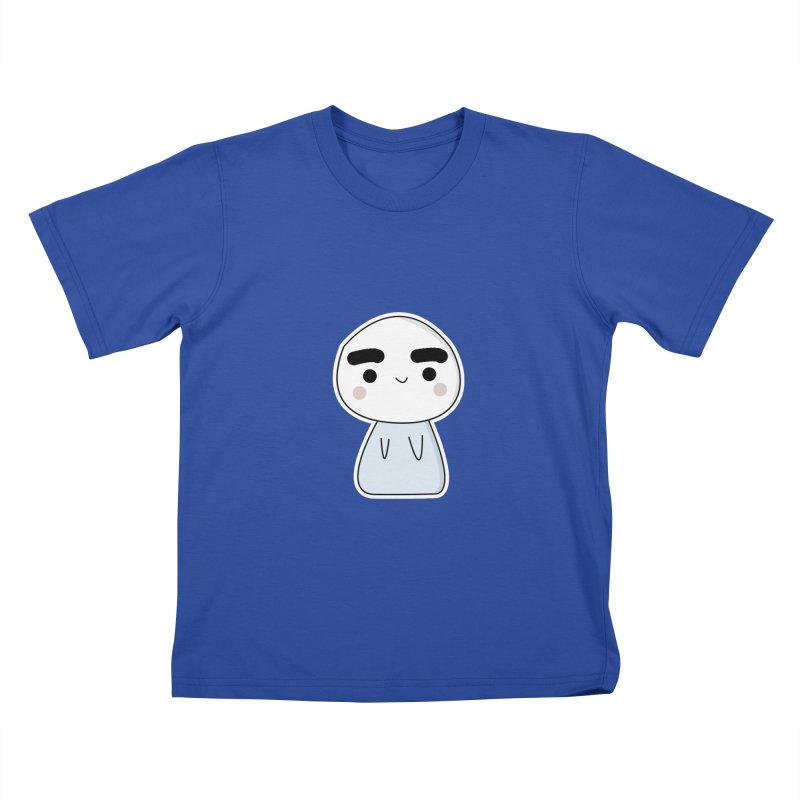momo Kids T-Shirt by theladyernestember's Artist Shop