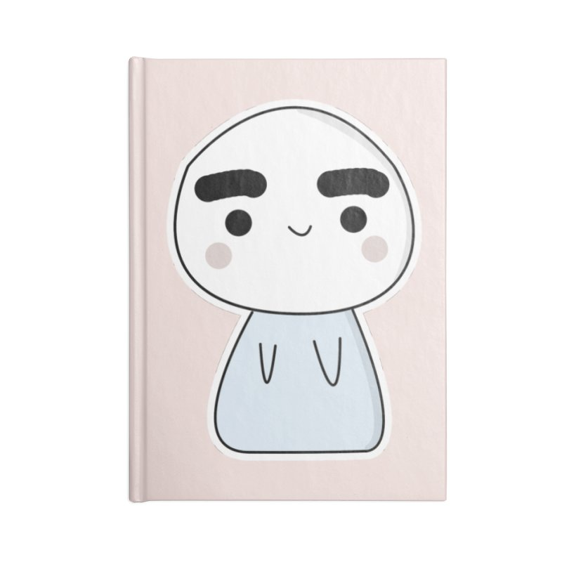 momo Accessories Notebook by theladyernestember's Artist Shop