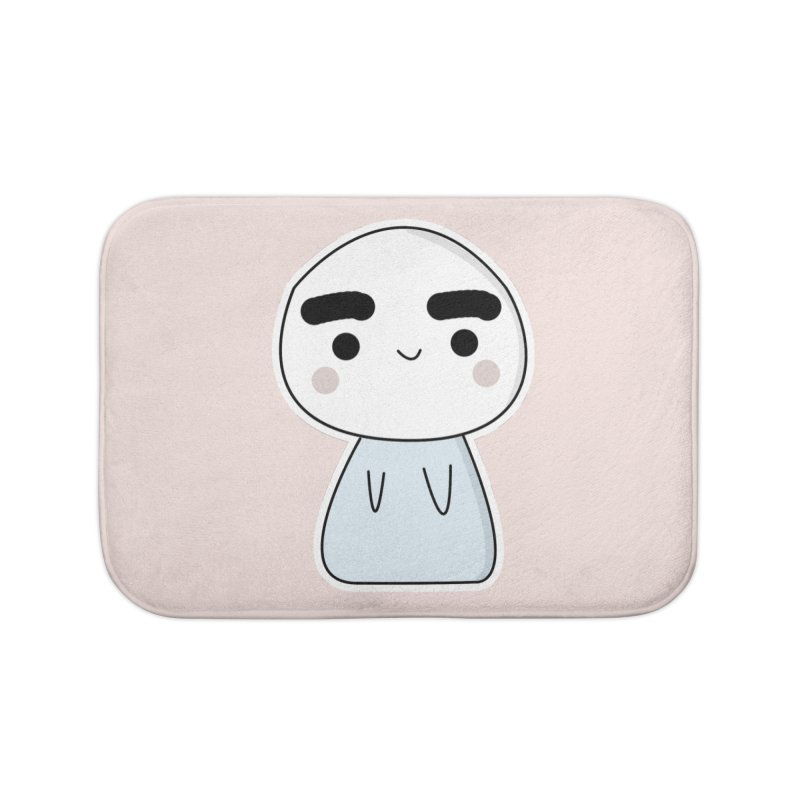 momo Home Bath Mat by theladyernestember's Artist Shop
