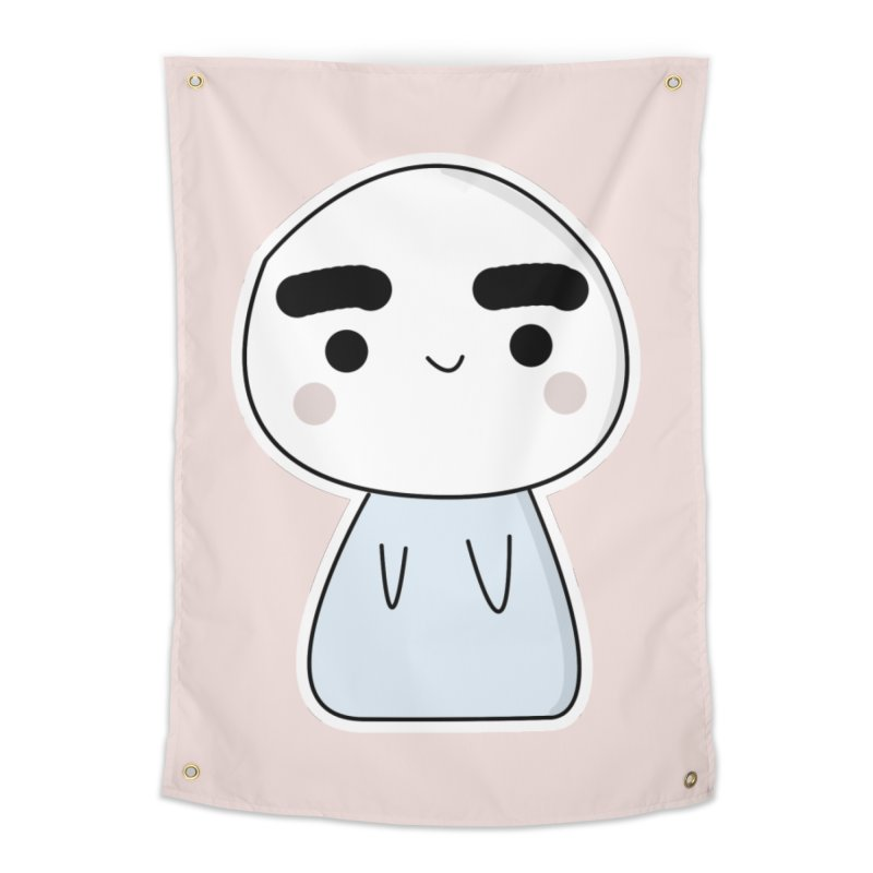 momo Home Tapestry by theladyernestember's Artist Shop