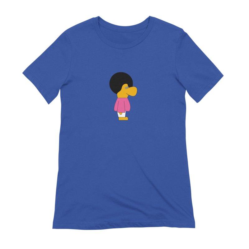Big Nose Women's Extra Soft T-Shirt by theladyernestember's Artist Shop