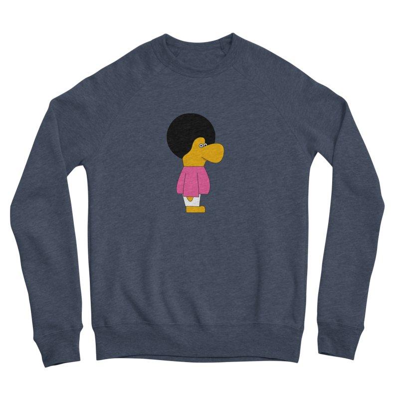 Big Nose Women's Sponge Fleece Sweatshirt by theladyernestember's Artist Shop