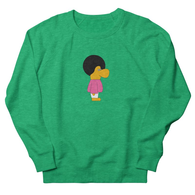 Big Nose Women's French Terry Sweatshirt by theladyernestember's Artist Shop