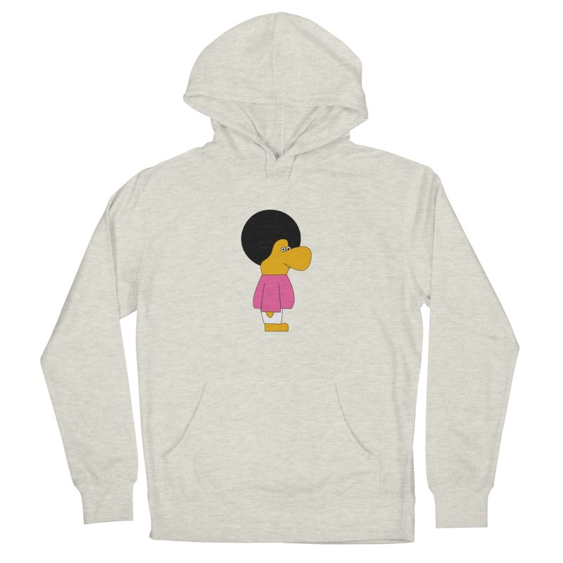 Big Nose Women's French Terry Pullover Hoody by theladyernestember's Artist Shop