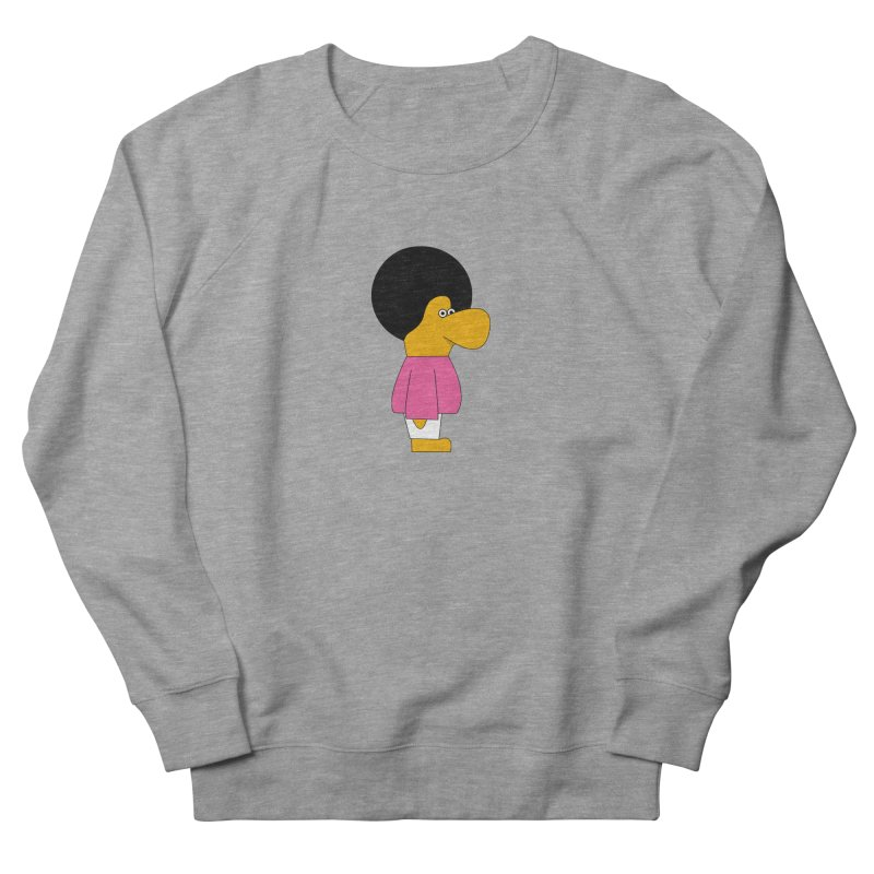 Big Nose Men's French Terry Sweatshirt by theladyernestember's Artist Shop