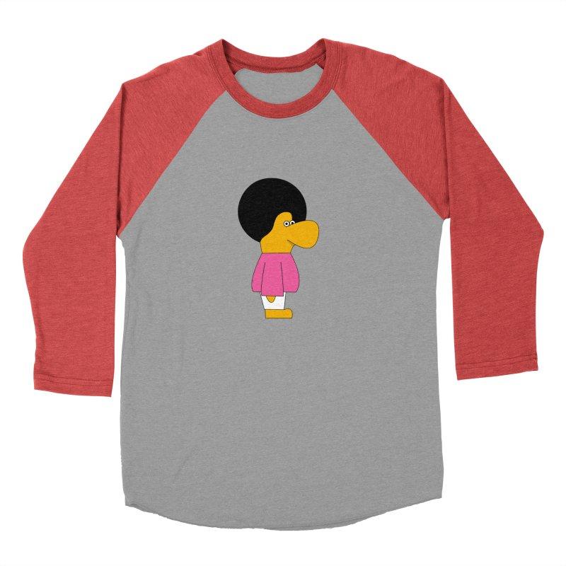 Big Nose Women's Baseball Triblend Longsleeve T-Shirt by theladyernestember's Artist Shop